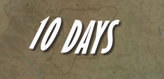 10-days adventure