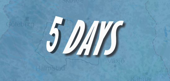 3-days off-road adventure